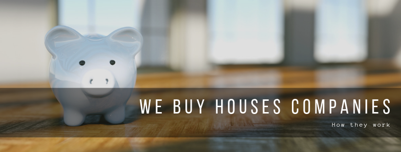 we buy houses companies